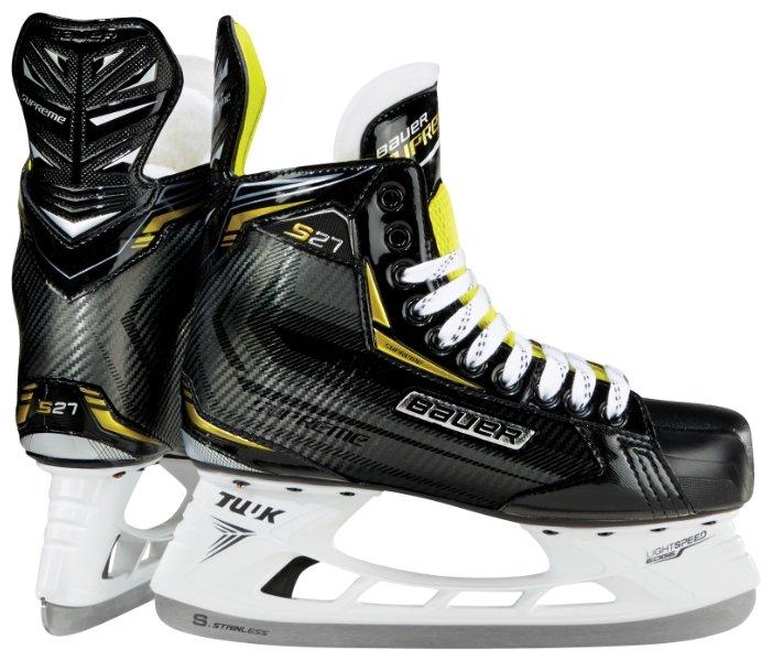Коньки хоккейные BAUER Supreme S27 S18 YTH детские(11,0)