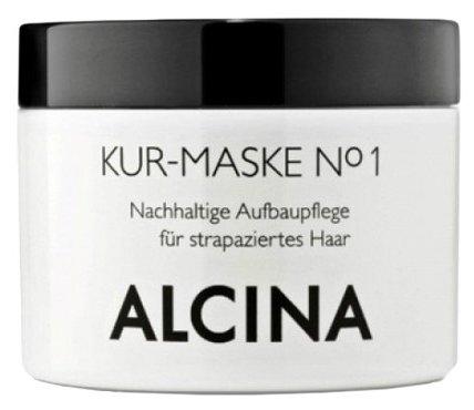 ALCINA УХАЖИВАЮЩАЯ ЛИНИЯ №1 Лечебная маска для волос линии №1