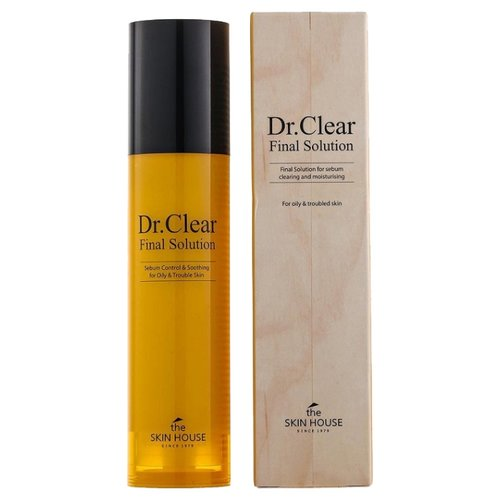 The Skin House Лосьон Dr.Clear magic lotion, 50 мл the skin house зеленая глиняная маска для сужения пор pore tightening clay pack 100 мл