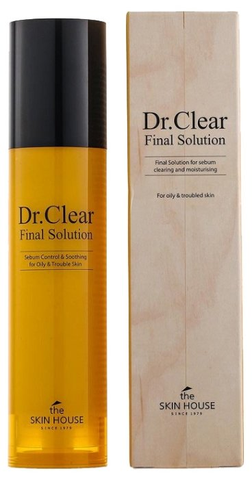 The Skin House Лосьон Dr.Clear magic lotion