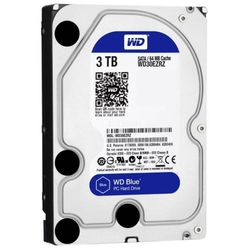 Жесткий диск Western Digital WD Blue Desktop 3 TB (WD30EZRZ)