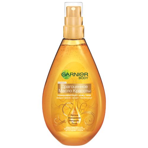 Купить Масло для тела GARNIER спрей Ultimate Beauty Драгоценное масло красоты питательное, бутылка, 150 мл