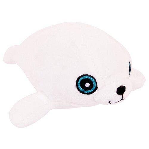 Мягкая игрушка Yangzhou Kingstone Toys Тюлень белый 6 см