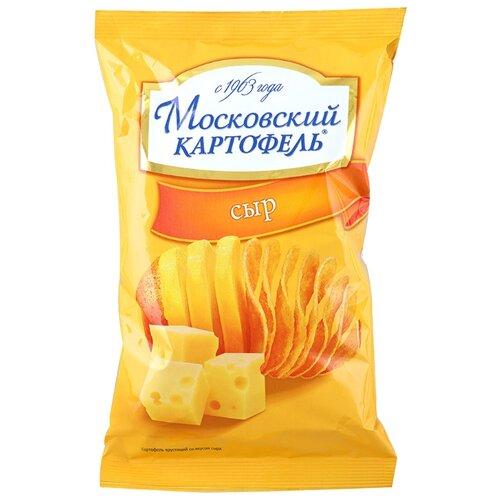 Чипсы Московский КАРТОФЕЛЬ картофельные Сыр, 30 г