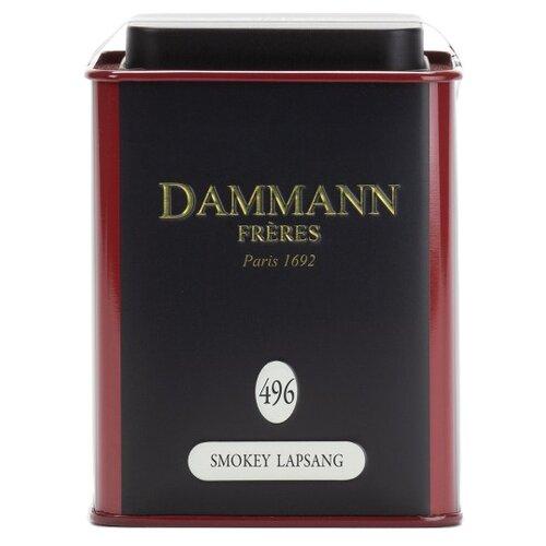 Чай черный Dammann Fr?res Smokey lapsang, 100 гЧай<br>