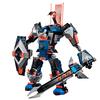 Конструктор Decool Future Knights 8018 Черный рыцарь