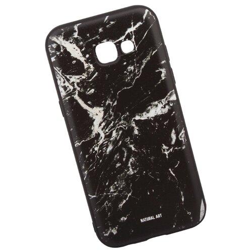 Чехол WK WK06 для Samsung Galaxy A5 (2017) черный мрамор