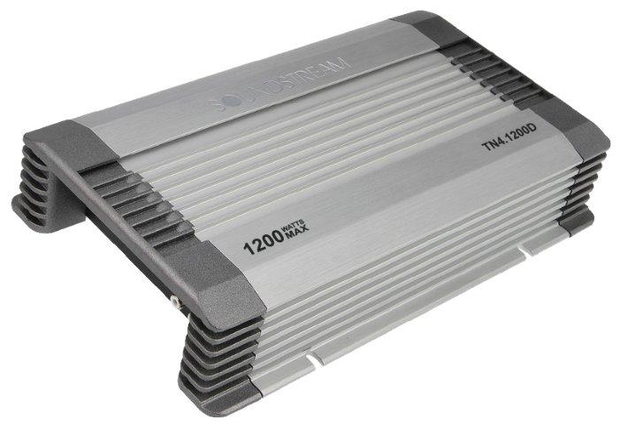 Автомобильный усилитель Soundstream TN4.1200D