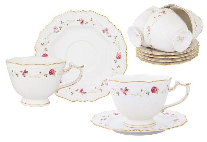 Чайный сервиз Elan gallery Нежные розы