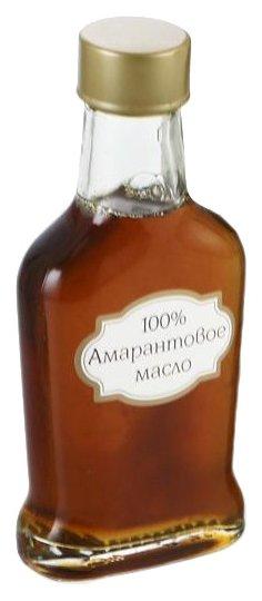 Амарантовое масло DI&DI 100% 100 мл.
