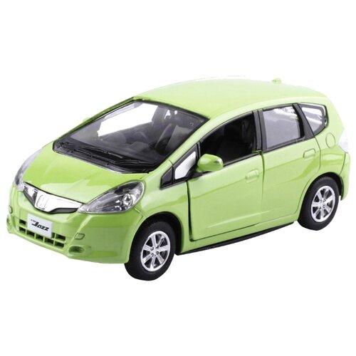 Легковой автомобиль RMZ City Honda Jazz (554012) 1:32 зеленый