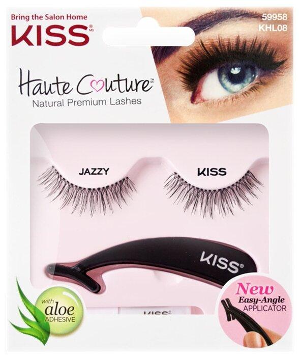 Kiss накладные ресницы Haute Couture Single Lashes Jazzy