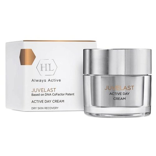 Holy Land Juvelast Active Day Cream Дневной крем для лица, 50 мл holy land крем гоммаж для лица peeling cream 70 мл