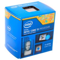 Intel Core i5-4690K Devil's Canyon 3500MHz, LGA1150, L3 6144Kb