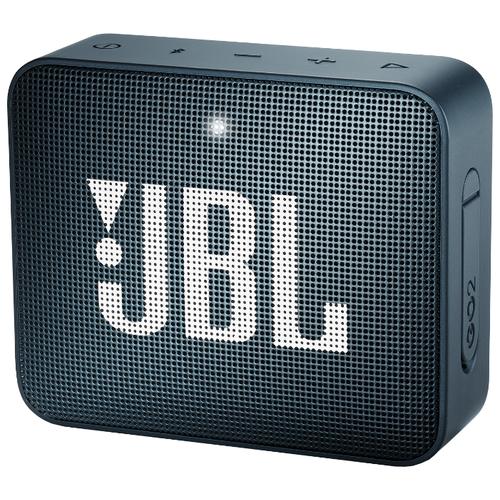 Портативная акустика JBL GO 2 Slate Navy
