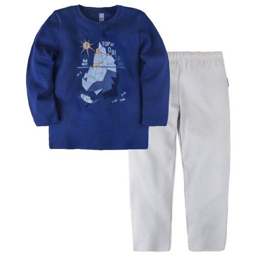 Пижама Bossa Nova размер 30, серый/синийДомашняя одежда<br>