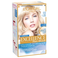 L'Oreal Paris  Excellence Стойкая крем-краска для волос