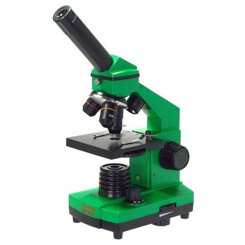 Микроскоп Микромед Эврика 40–400х в кейсе лайм адаптер питания с 11 микромед к микроскопу эврика цветная