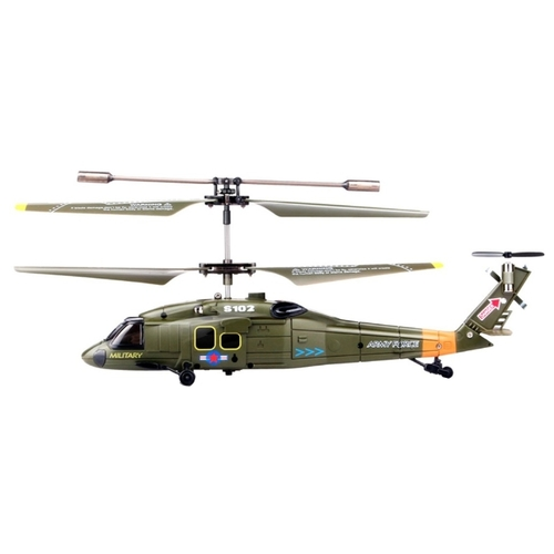 Вертолет Syma Black Hawk UH-60 (S102G) 20 см