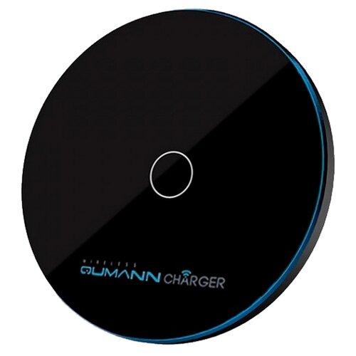 Купить Сетевая зарядка Qumann QWC-02 черный