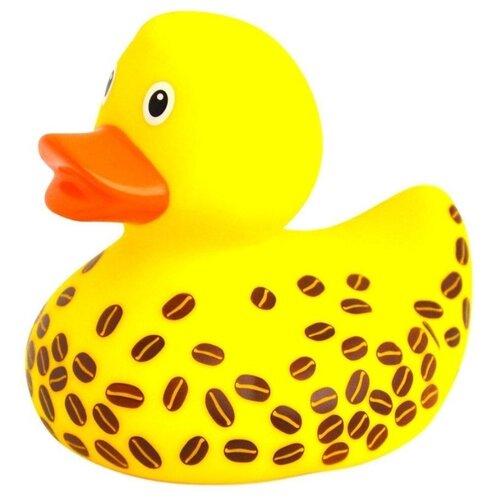 Купить Игрушка для ванной FUNNY DUCKS Кофе уточка (1833) желтый/коричневый, Игрушки для ванной