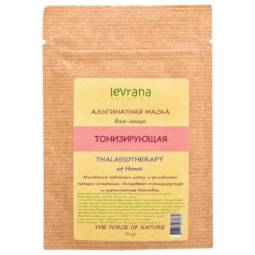 Levrana альгинатная маска Талассотерапия тонизирующая, 30 г недорого