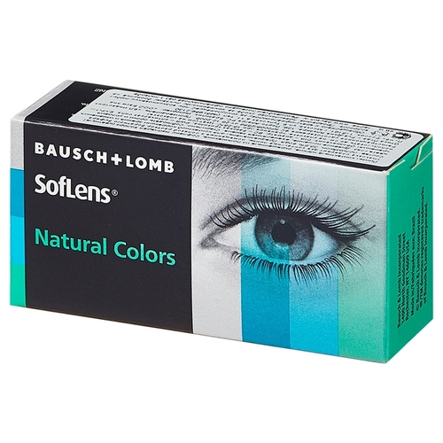 Купить Bausch   Lomb SofLens Natural Colors New (2 линзы) по ... 5f00cad690d09