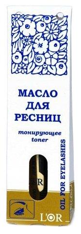 L'or Масло для ресниц и бровей тонирующее