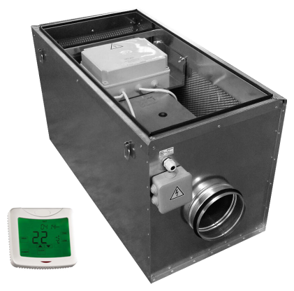 Вентиляционная установка Аэроблок ECO 200/1-6,0/2-A