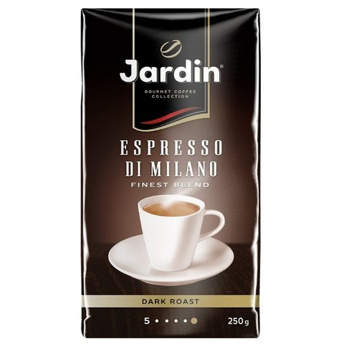 Кофе молотый Jardin Espresso di Milano, 250 г
