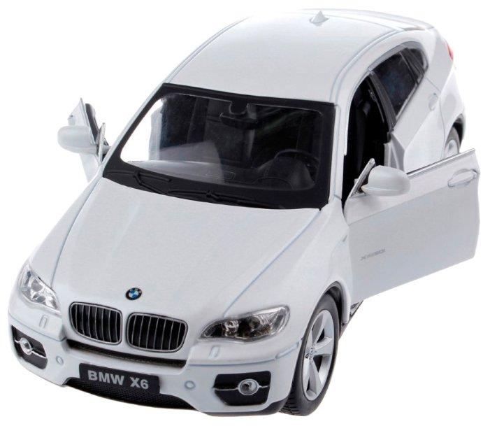 Легковой автомобиль MZ BMW X6 (MZ-25019A) 1:24 21 см