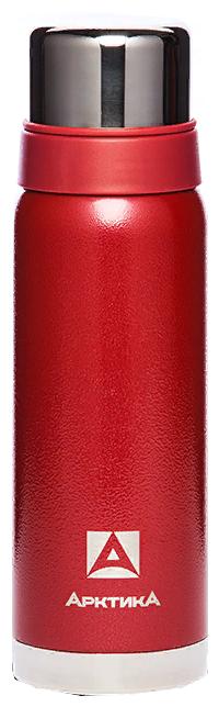 Термос Арктика, с молотковым покрытием, цвет: зеленый, 750 мл. 106-750