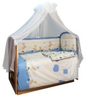 комплект Sonia Kids комплект В уютных облачках (7 предметов)