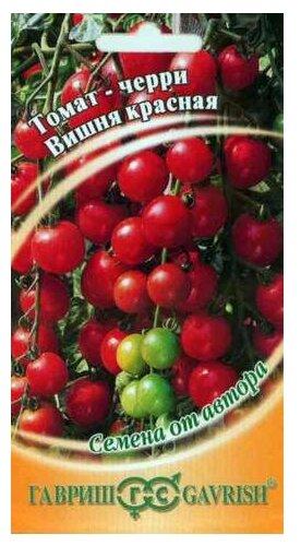 где образуется семя вишни
