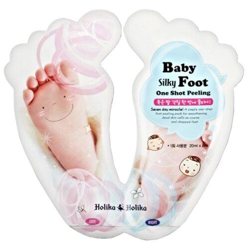 Фото - Holika Holika Пилинг для ног Baby silky, 40 мл holika holika holika holika ho009lwkoy33
