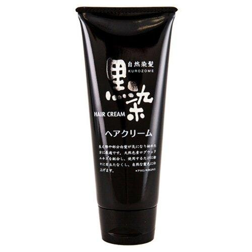 Крем Kurobara Kurozome для придания естественного цвета седым волосам (972768), 150 г