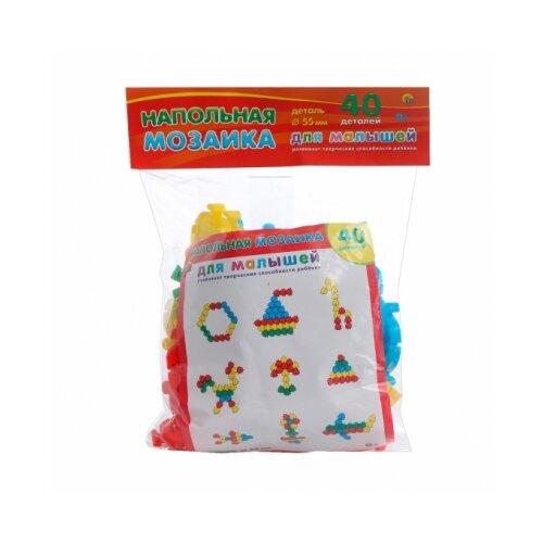 Купить Рыжий кот Напольная мозаика 40 фишек (М-5133), Мозаика