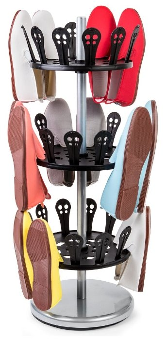 Этажерка для обуви 5 полок Полимербыт 906