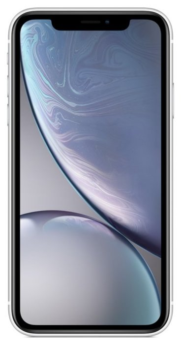 Смартфон Apple iPhone Xr 64GB белый (MRY52RU/A)