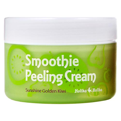 Holika Holika пилинг-крем для лица Smoothie Peeling Cream Sunshine Golden Kiwi 75 мл жидкий крем блеск kiwi