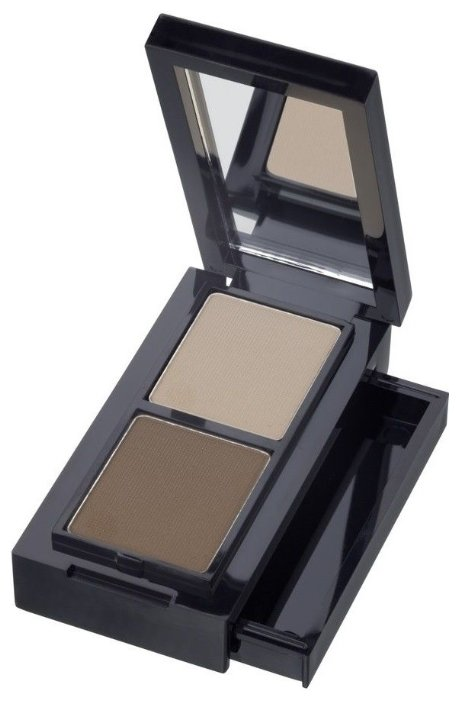 CATRICE Набор для моделирования формы бровей компактный Eye Brow Set 010 Eye Brow Set светло-коричневый, темно-коричневый