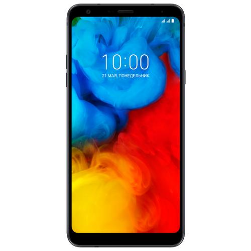 Смартфон LG Q Stylus+ черныйМобильные телефоны<br>