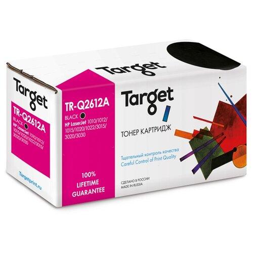 Фото - Картридж Target TR-Q2612A, совместимый картридж target tr 106r02773