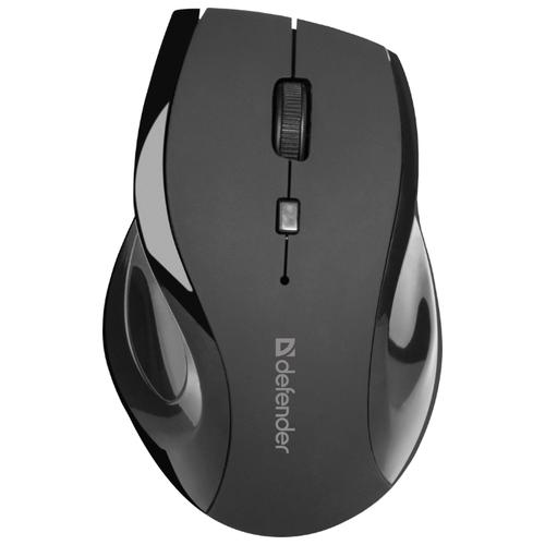 Купить Мышь Defender Accura MM-295 Black USB