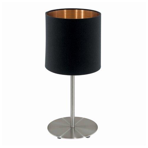 Настольная лампа Eglo Pasteri 94917, 60 Вт eglo 94917