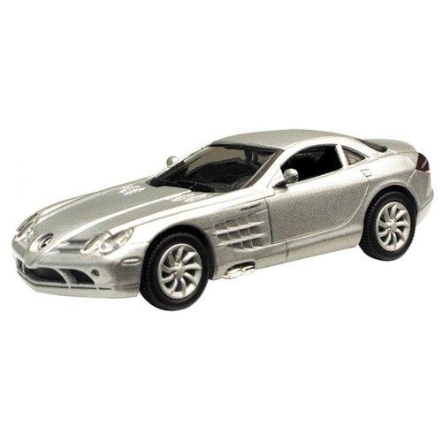 Легковой автомобиль Autotime (Autogrand) Mercedes-Benz SLR McLaren (738) 1:43 серебристый бутылка vodafone mclaren mercedes
