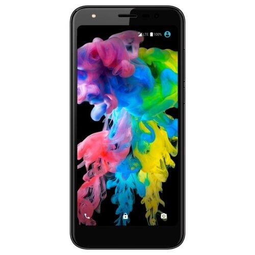 Смартфон DIGMA LINX TRIX 4G темно-коричневый смартфон