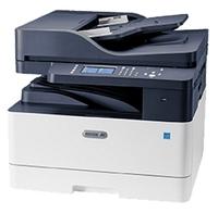 МФУ Xerox B1025DNA белый/синий