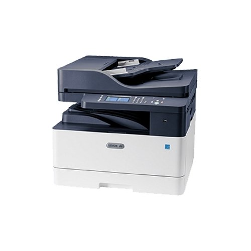 Фото - МФУ Xerox B1025DNA, белый/синий парогенератор tefal gv8977 2400вт белый синий