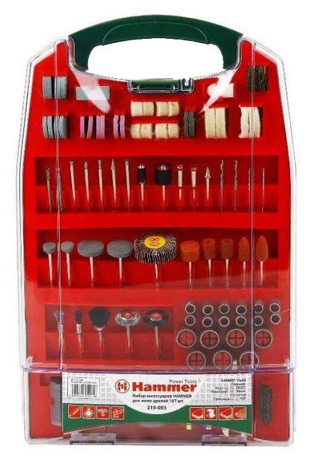 Набор насадок Hammer MD AC-3 (44711)